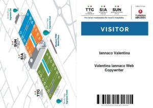 TTG Rimini e Hospitality Day 2019: la mia esperienza formativa