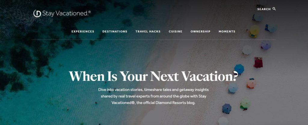 blog diamond resorts