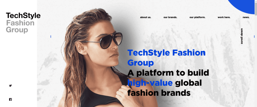 sito techstyle fashion group
